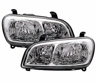 COACHMEN MIRADA 2004 2005-2007 PAIR SET HEADLIGHTS HEAD LIGHTS LAMPS RV - SET