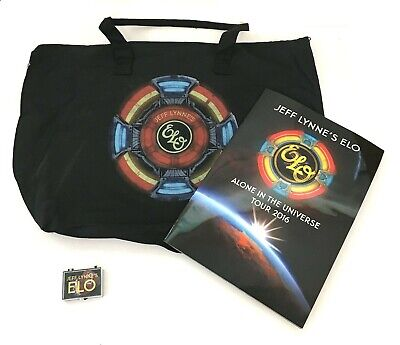 Jeff Lynne ELO Electric Light Orchestra 2016 Tour 4 Piece Gift Set New Official