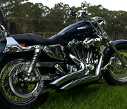 Harley Davidson 2012 XL1200 Custom  Newcastle Newcastle Area Preview