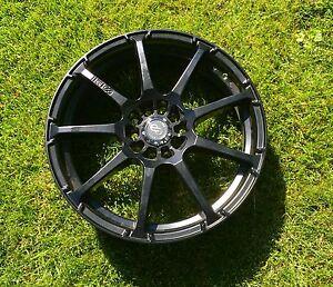Enkei Wheels - Black - BNIB