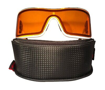 CARRERA C20 SKI MAX SUNGLASSES WITH ADJUSTABLE TEMPLES AND EXTRA (Skiing With Sunglasses)