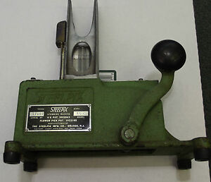 steelpix professional stemming machine