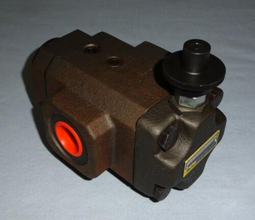 Parker PRC6PF Pressure Control Valve Hydraulic NEW