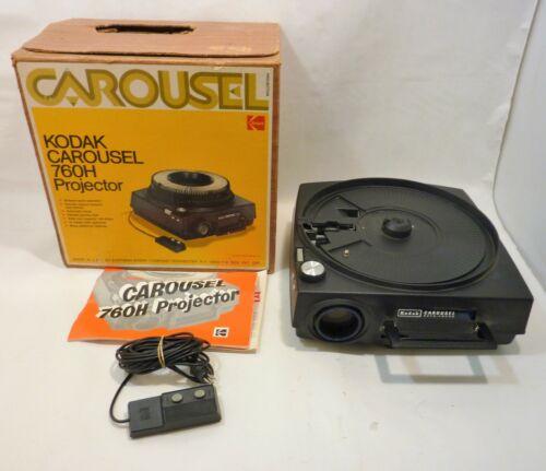 Vintage Kodak 760H Carousel Slide Projector