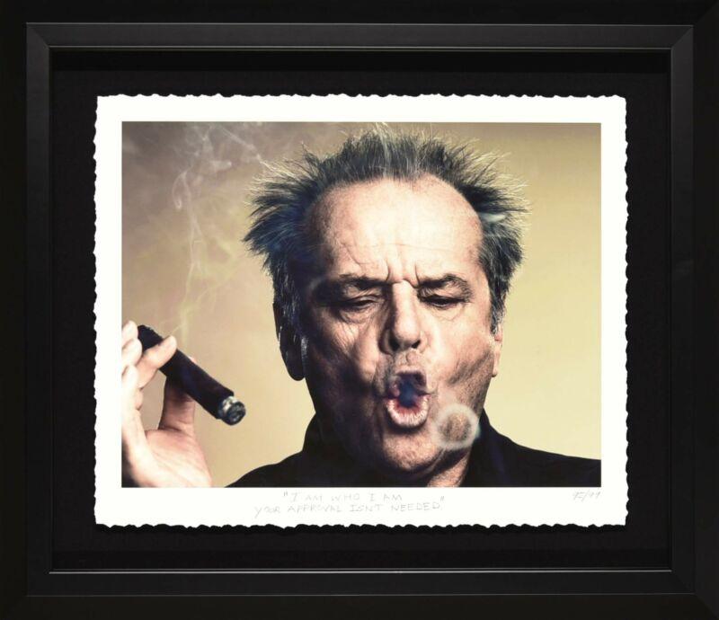 """Jack Nicholson """"I AM WHO I AM"""""""