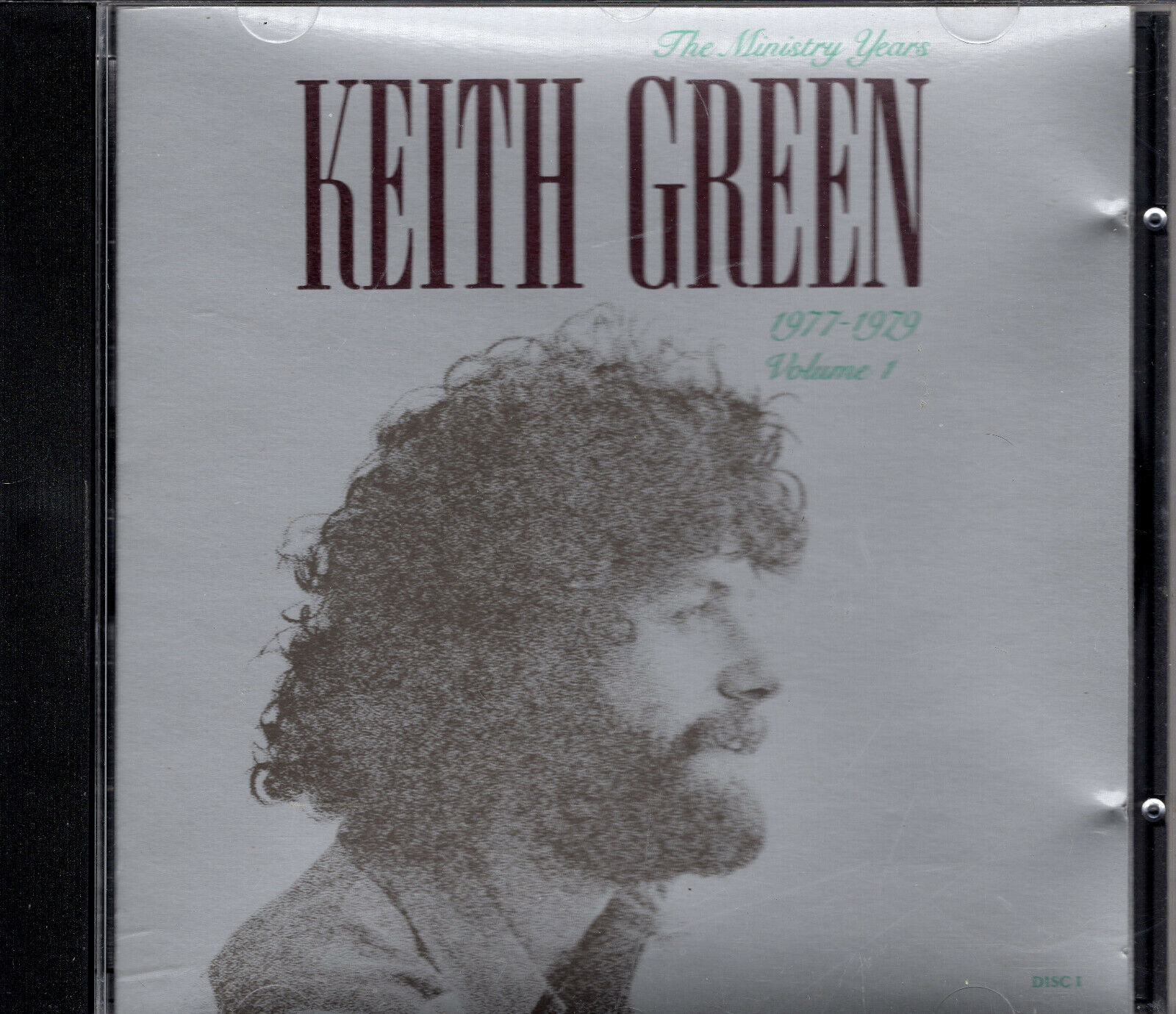 Keith Green The Ministry Years Vol 1 1977-1979 2 Disc Set 38 Songs - $7.99