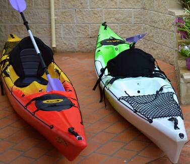 DAG Midway Kayak Package Woronora Heights Sutherland Area Preview