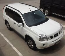 2010 NISSAN XTRAIL..4WD...TOWBAR, 6 AIRBAGS.. EC. RWC..AUTO Vermont South Whitehorse Area Preview