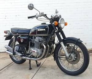 1974 HONDA CB750 4 Royal Park Charles Sturt Area Preview