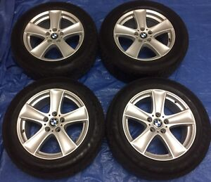BMW X5 2009 Amazing Condition Rims, TPMS & Winter Tires