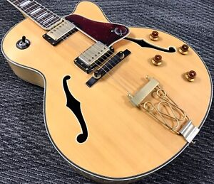 Epiphone Emperor II M.I.K Joe Pass Sig. Archtop w/ HSC