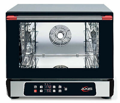 Axis Ax-514rhd Digital Convection Oven Countertop 12 Size Humidity Controls
