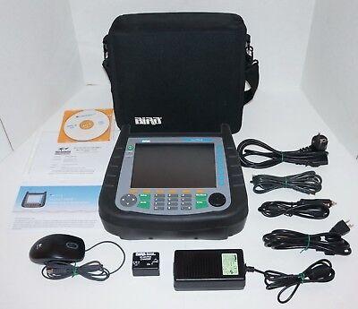 Bird Signalhawk Sh-36s Radio Rf Spectrum Analyzer 100khz To 3.6ghz