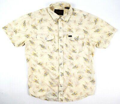 Howler Bros Short Sleeve Button Snap Shirt