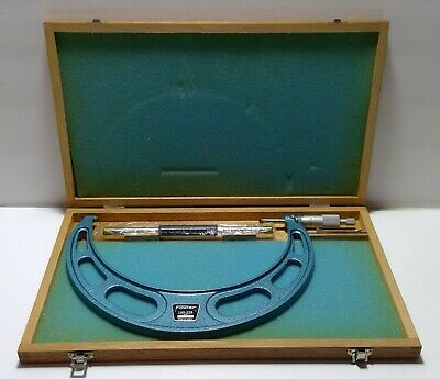 Fowler 200-225 Mm Outside Micrometer 52-248-009