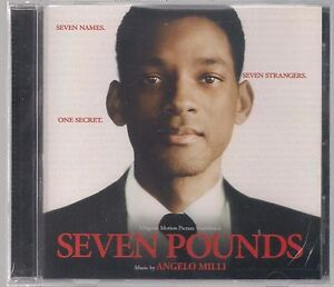ANGELO MILLI - SEVEN POUNDS VARESE SARABANDE CD TOP RARE OOP HARD TO FIND - POLAND, Polska - ANGELO MILLI - SEVEN POUNDS VARESE SARABANDE CD TOP RARE OOP HARD TO FIND - POLAND, Polska