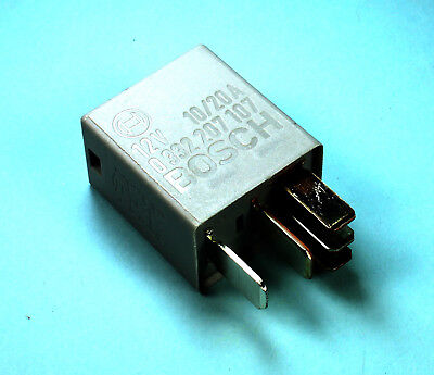 Bosch Automotive Relay 5 Pin Micro 0332207107 1020amps Spdt