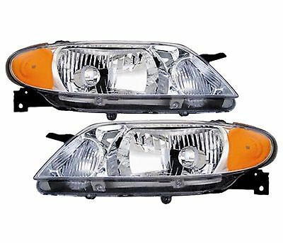 COACHMEN MIRADA 2008 2009 HEADLIGHT HEAD LIGHT LAMP RV - SET
