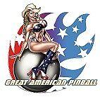 Great American Pinball,LLC