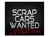 SCRAP MY CAR SALFORD SCRAP MY CAR MANCHESTER