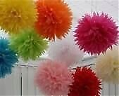 Paper lanterns pompom$1.59up Downtown-West End Greater Vancouver Area image 1
