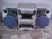 JVC MX-J500 with 2 Speakers