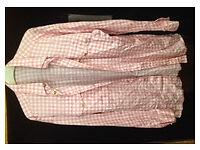 Pink Versace shirt XL