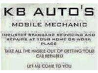 KB AUTOS Mobile mechanic/24hr recovery