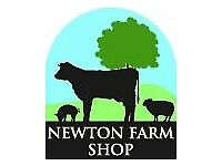 Full Time Farm Shop Retail Team Leader required with excellent food industry knowledge