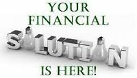 YOUR FINANCIAL SOLUTION IS HERE!!! WE WILL FIND A SOLUTION.