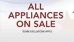 """-  USED APPLIANCE CLEAROUT  """"SALE""""  @ 9267-50 Stre"""