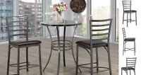 Counter Height Table and Chairs