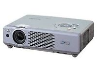 PROJECTOR SANYO WITH POWER LEAD