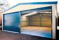 Garage-Workshop-Storage Unit