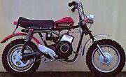 Vintage Mini Bike