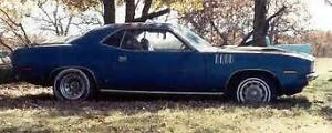 WANTED - 1968 Dodge Charger or 1970 Plymouth Cuda