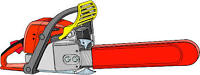 Used Chainsaws Stihl,Husqvarna,Jonsered,for parts or repair
