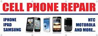 Cellphone and tablet repair Edmonton starting from $49.99