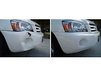 Cheap mobile car body repairs dents&scarthes from £20
