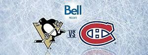 Montreal Canadiens vs Pittsburg Penguins - March 2nd 2019