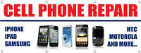 Cell phone repair starts from $30