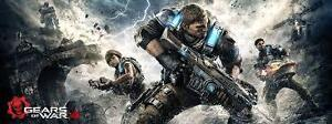 Gears of war 4 for Xbox One (Digital version)