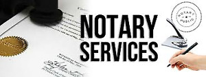 Notary Public Services - Mississauga- $25