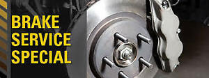 Brake Pads And Rotors Change Special $ 199.99 @ 416.742.4444