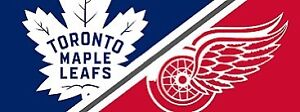 Toronto Maple Leafs Vs Red Wings Tickets