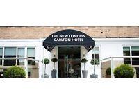 Experienced Hotel Receptionist Kilburn High Road, London
