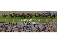 Royal Ascot Tickets x 3 (Queen Anne Enclosure) GRANDSTAND - FRIDAY 23RD JUNE 2017
