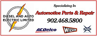 Auto Parts Clerk Full Time