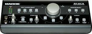 Mackie Big Knob Desktop Studio Monitor
