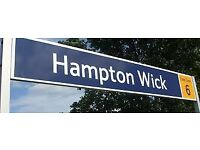 Swiss single parent looking to rent a new home in Hampton Wick